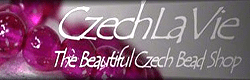 CzechLaVie - The Czech Bead Store