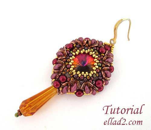 Tutorial-O-Earrings - Ellad2