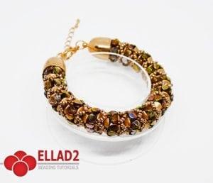 Tutorial Pulsera de Zola de Ellad2