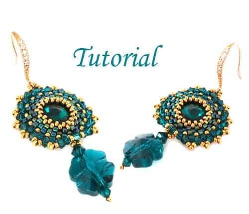 Lucky Clover Earrings by Ellad2