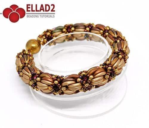 Kralen Tutorial Saba Armband Ellad2