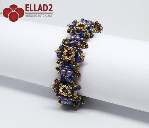 Zara Armband Kralen patroon door Ellad2