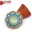 Kralen Tutorial Lillian Ring voon Ellad2