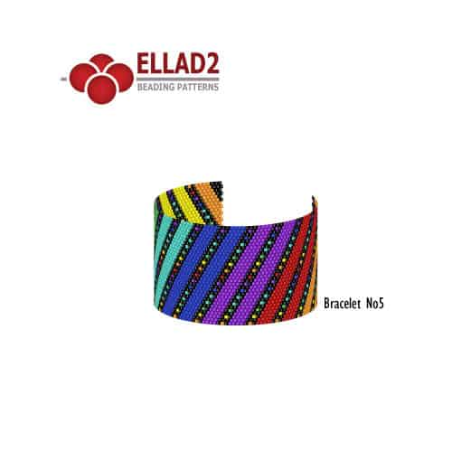 beading-pattern-bracelet-5-rainbow-by-Ellad2