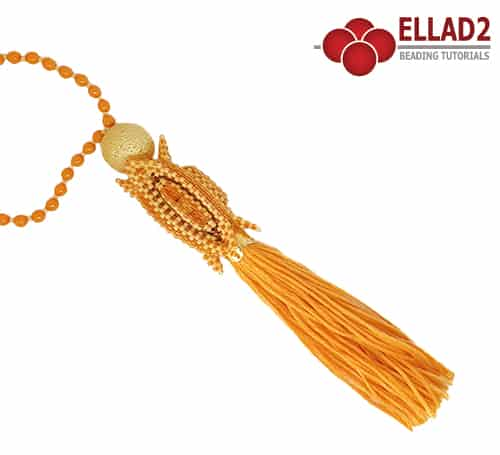 Kralen Tutorial Decoratieve Tassel Ellad2