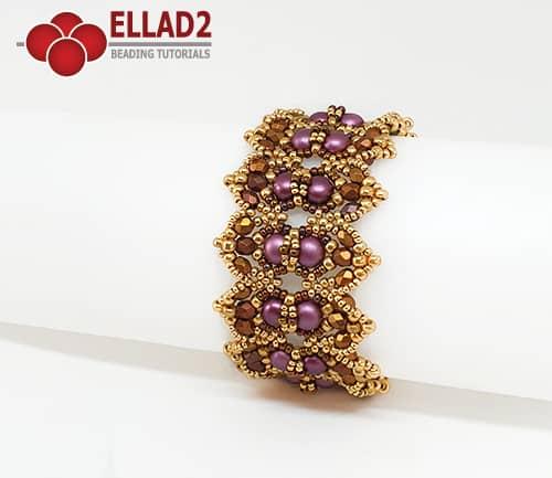 Kralen Tutorial Charlotte Armband Ellad2