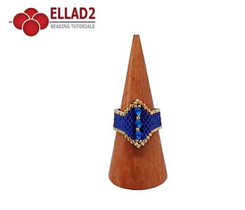 Kralen Patroon Ada Ring van Ellad2