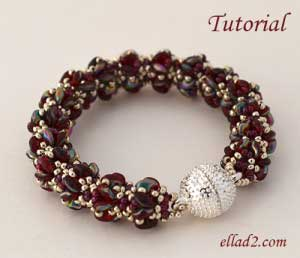 beading-tutorial-bracelet-merlot-by-ellad2-300x258