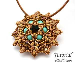 beading-tutorial-pendant-zonnetje-by-ellad2-300x258