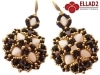 Beading-Tutoria-Silky-Duo-Earrings-with-Silky-and-Diamonduo-beads