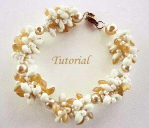 Beading Tutorial Magatama Bracelet - Ellad2