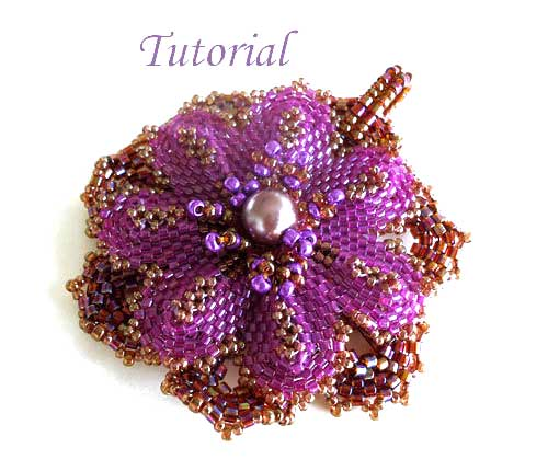 Beading Tutorial-Everlasting-flower-pendant--by-ellad2