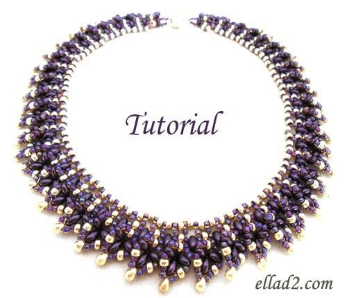Beading Tutorial Twin Choker