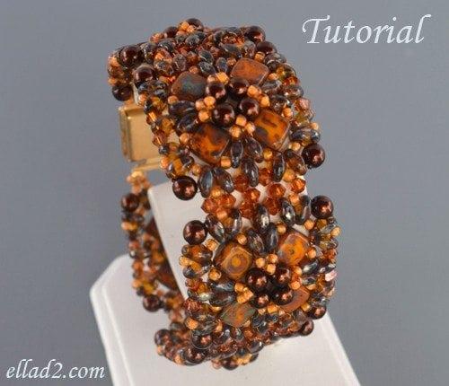 Beading-tutorials-Hermosita-bracelet-Ellad2