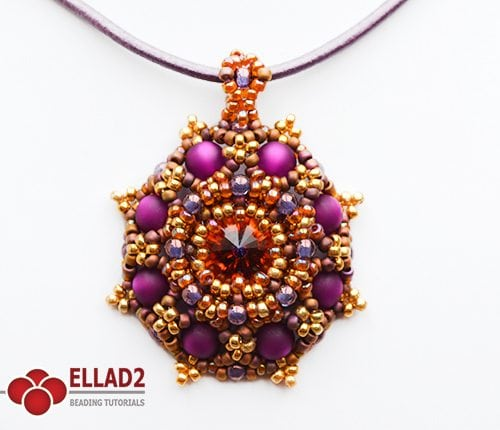 Beading-Tutorial-Desert-Flower-by-Ellad2