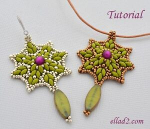 Beading-Tutorial-Polaris-earrings