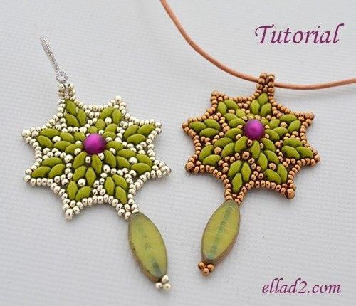 Beading-Tutorial-Polaris-earrings