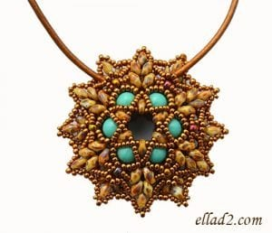 beading-pattern-zonnetje-pendant-ellad2