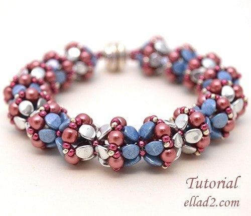 Beading-Tutorial-Pinchy-bracelet
