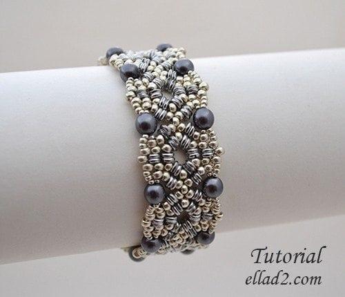 Beading Tutorial Inanna Bracelet