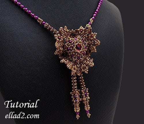 Beading-Tutorial-Evening-Glory-necklace-by-Ellad2