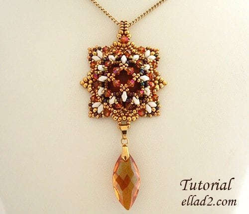 Beading-Tutorial-Astrid-Pendant-by-Ellad2