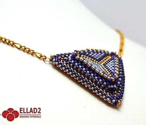 Beading-Tutorial-Beadwoven-Triangle-Pendant-by-Ellad2