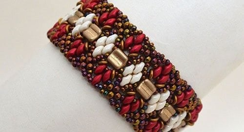 Beading-Tutorial-Osseleta Bracelet-by-Ellad2