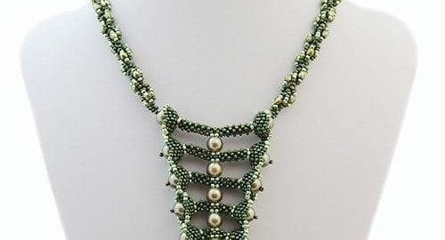 xylophone necklace -Ellad2 Beading Pattern