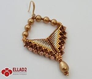 Beading-Tutorial-Triangle-Earrings-in-peyote-stitch-by-Ellad2
