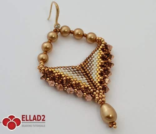 Beading-Tutorial-Triangle-Earrings-in-peyote-stitch-by-Ellad2