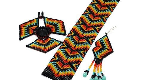Beading-Pattern-Dakota-Set