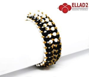 Beading-Tutorial-Valley-Bracelet-with-Arcos-beads-by-Ellad2