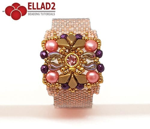 Beading Tutorial Anemone Bracelet Ellad2