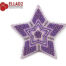 Beading Pattern 3D peyote star 4 by Ellad2