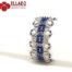 Beading Tutorial Iris Bracelet