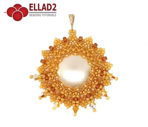 Ellad2 Beading-Tutorial-Ellie-Pendant