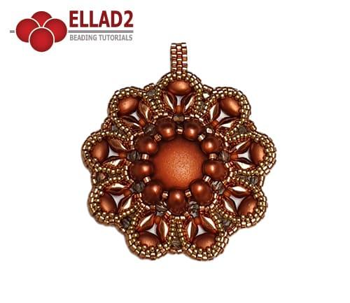 Beading-Tutorial-Kaia-Pendant-with-Samos-beads-by-Ellad2